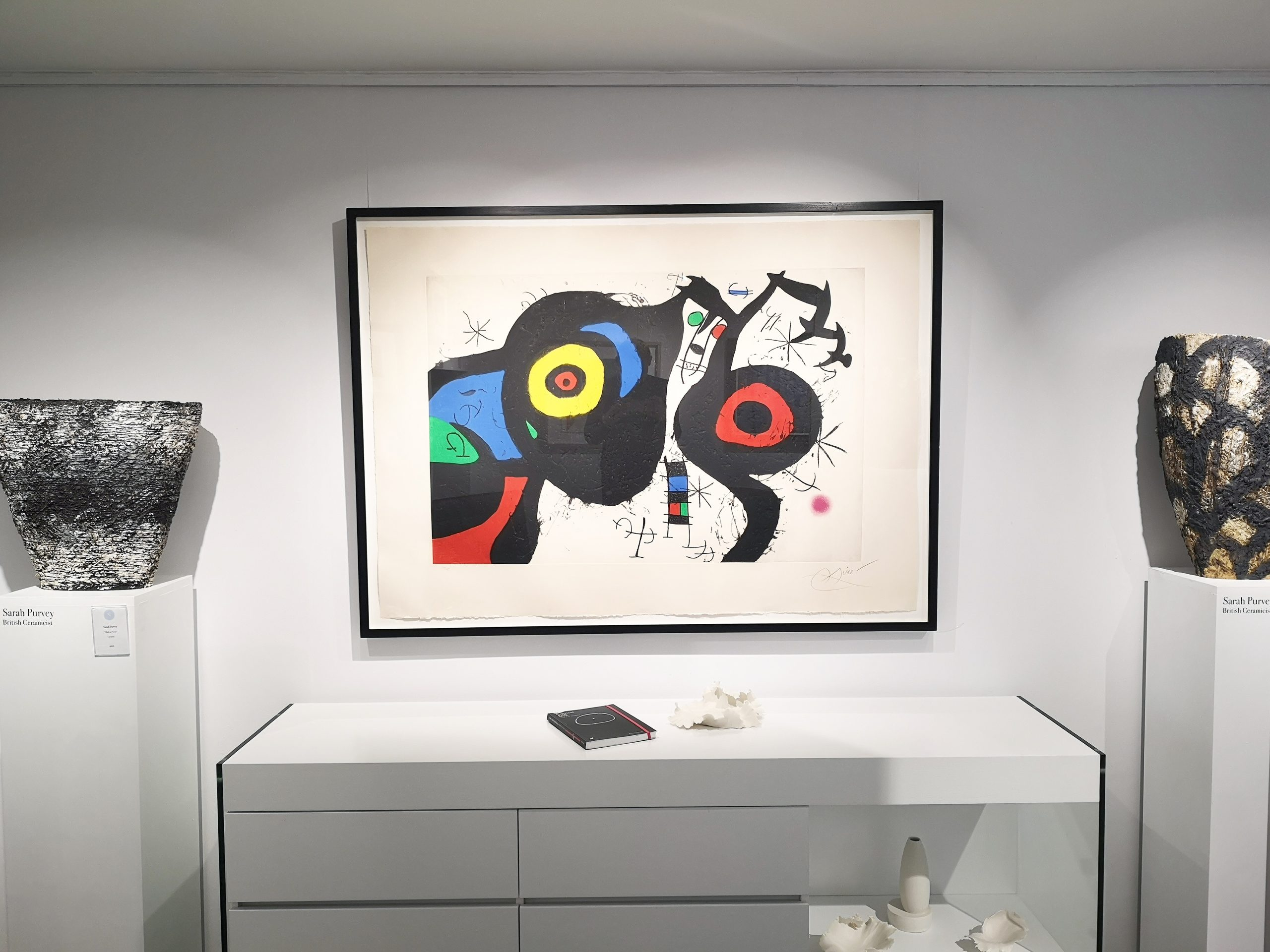 Joan Miro hits Shrewsbury gallery – The Soden Collection