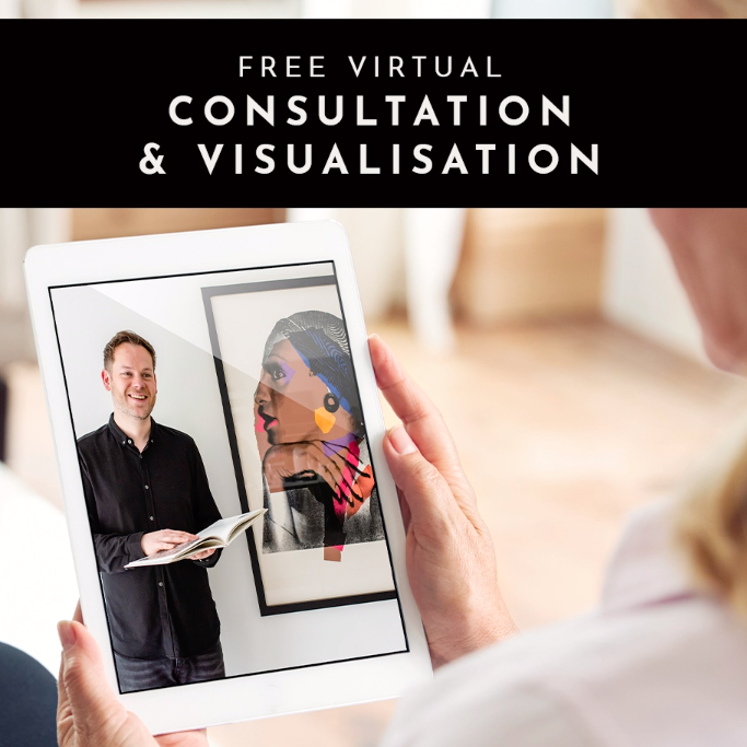 Virtual Art Consultation – Happy Customers!