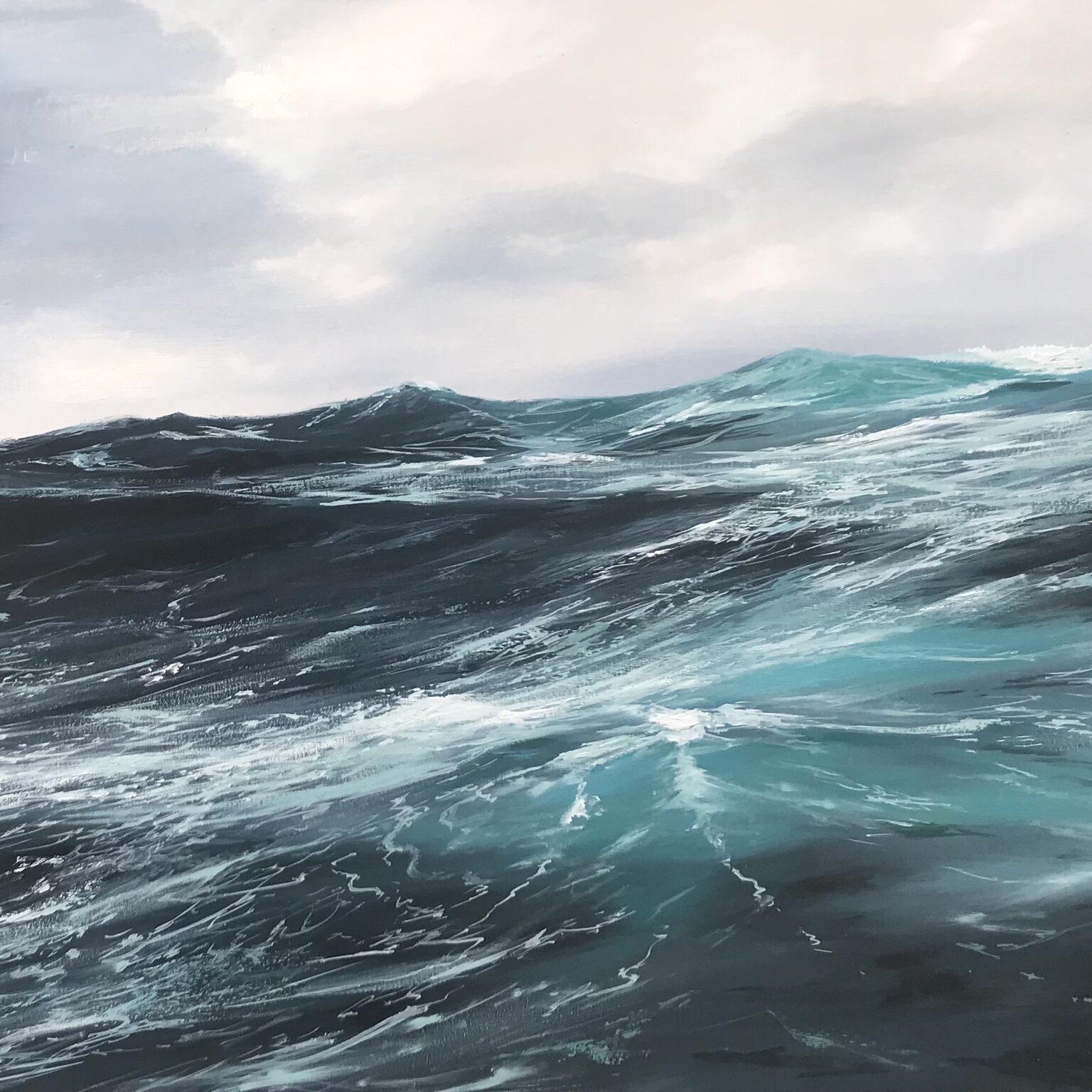 Majestic Swells