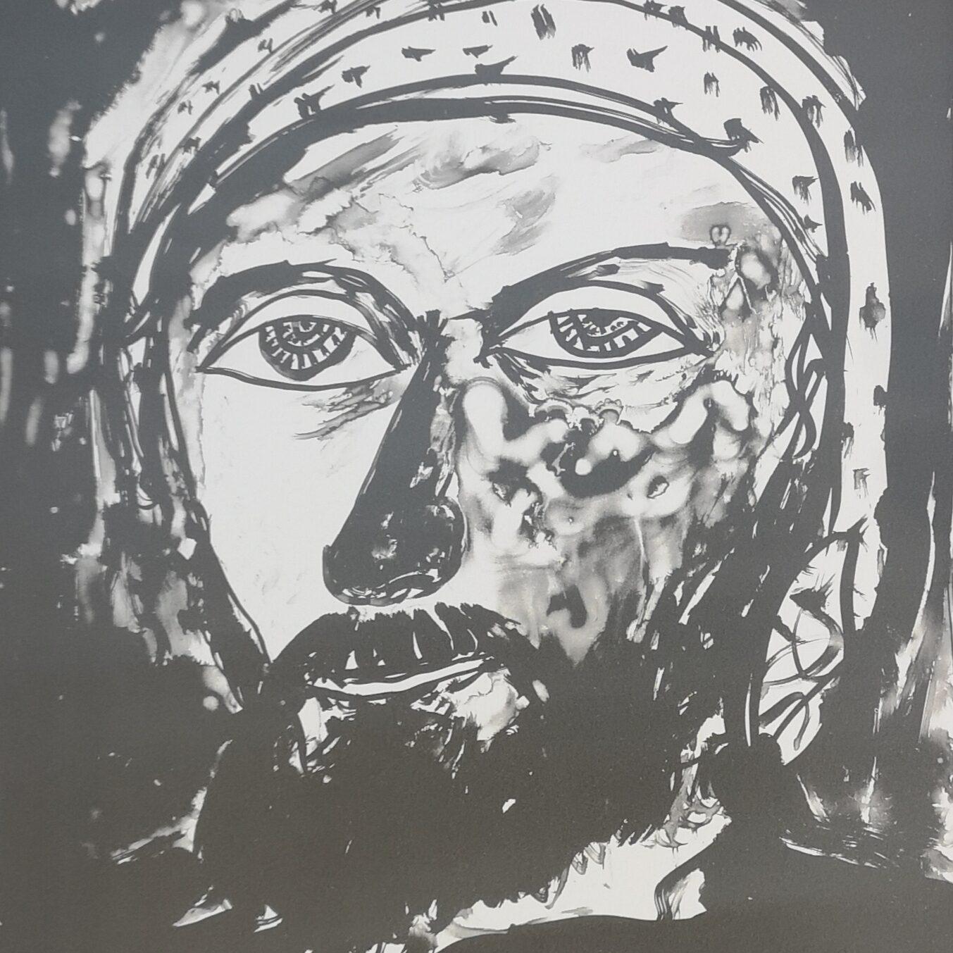 Bearded Man IIII
