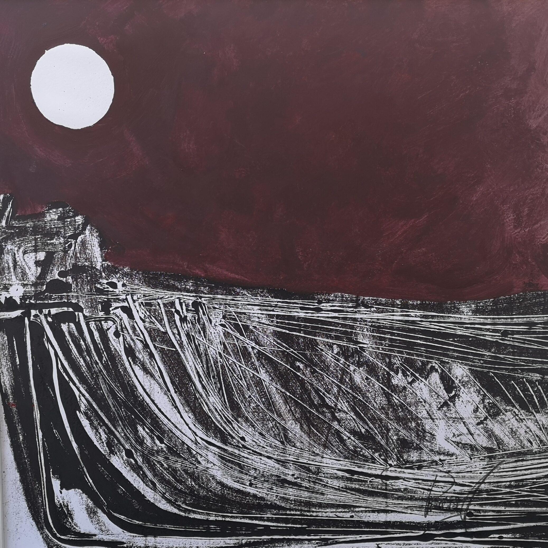 Field & Moon IV