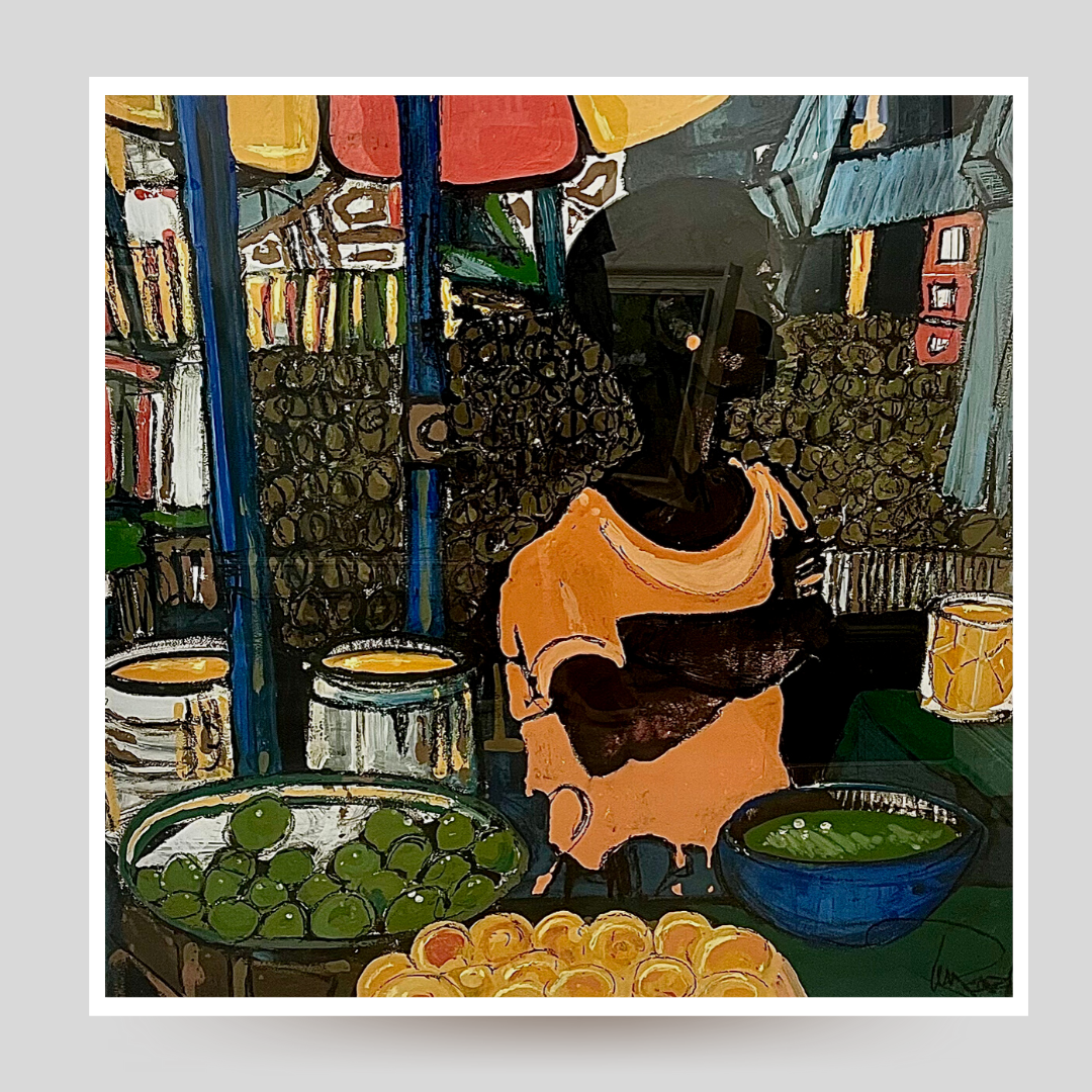The Market Stall – Africa